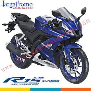 Kredit Motor Yamaha R15 V3 Terbaru 2017