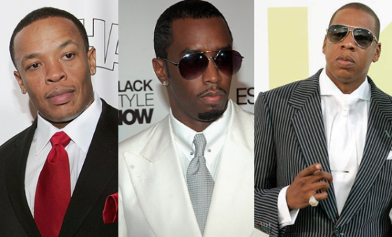 Diddy, Jay Z, Dr Dre & Drake top Forbes Highest Earning Hip Hop stars of 2016