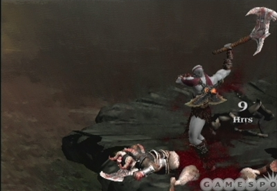 God of War - Chains of Olympus (USA) PSP ISO