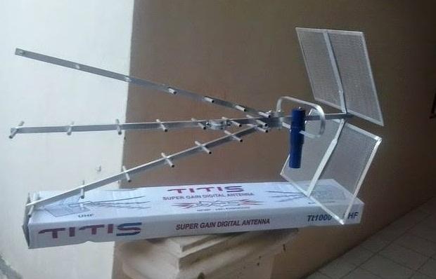 Merk Antena TV Paling Bagus Titis TT1000