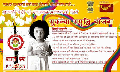 Benefits and features of Sukanya Samriddhi Yojna