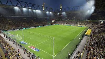 Signal Iduna Park PES 2018