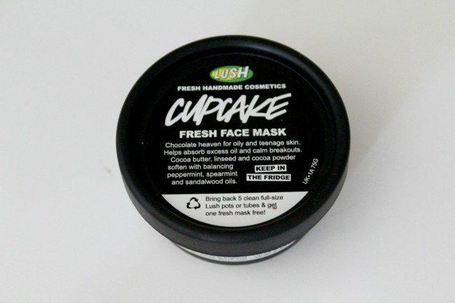 A comparison of some of LUSH's fresh face masks sold in the UK. Nourish ME - www.nourishmeblog.co.uk