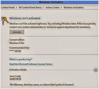 Cara Mengganti Product Key di Windows 8