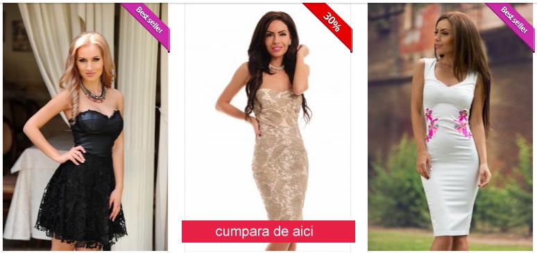 rochii ide nunta ieftine online