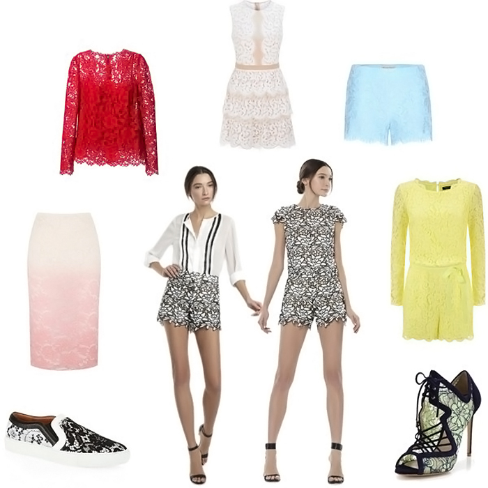 Trend Report   Lace