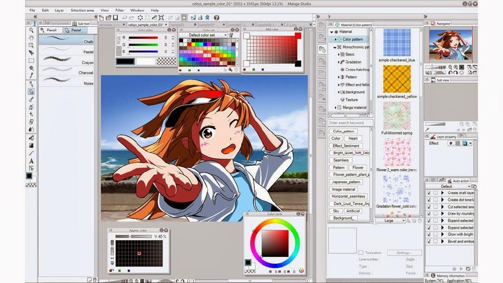 Manga Programm