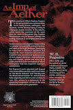 An Imp of Aether, back cover