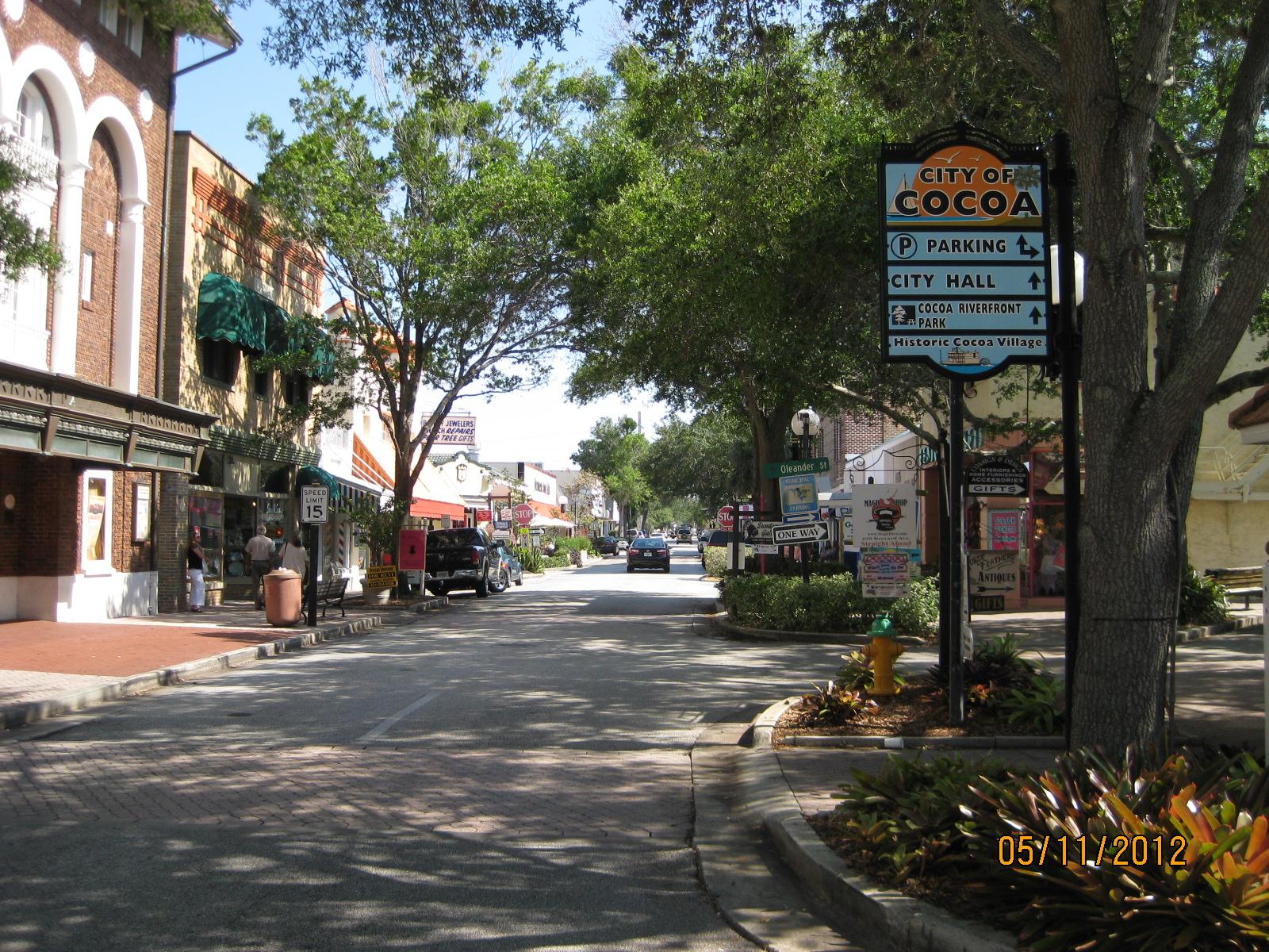 Restaurants In Cocoa Beach Village