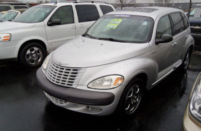 Pick of the Week - 2001 Chrysler PT Cruiser
