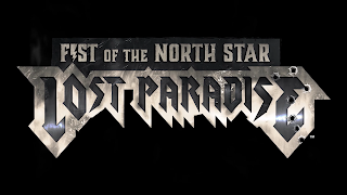 Fist of the North Star: Lost Paradise Logo Wallpaper