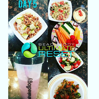 ultimate reset, beachbody ultimate reset, ultimate reset results, phase 1 ultimate reset, clean eating, cleanse, detox, recipe, farina with apples, ultimate reset recipes
