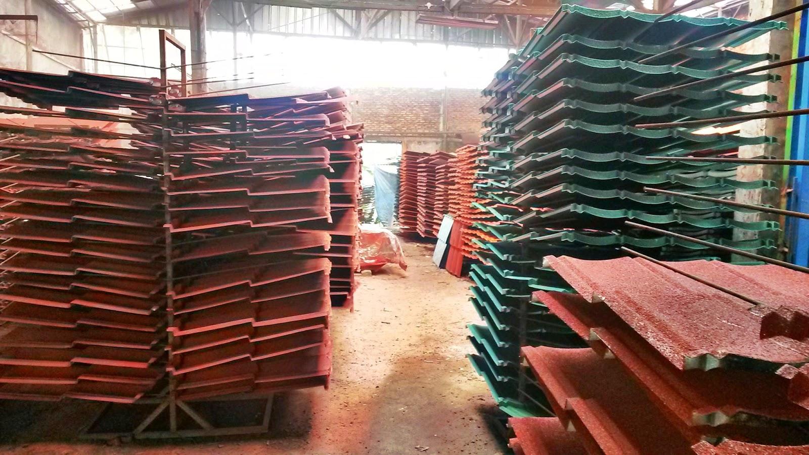 kanopi baja ringan cibitung genteng metal dan ringan: daftar harga rangka atap ...
