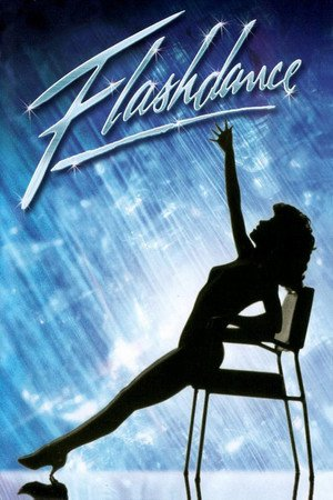 Poster Flashdance 1983