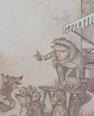 Dongeng Katak yang bermulut besar (Aesop) | DONGENG ANAK DUNIA