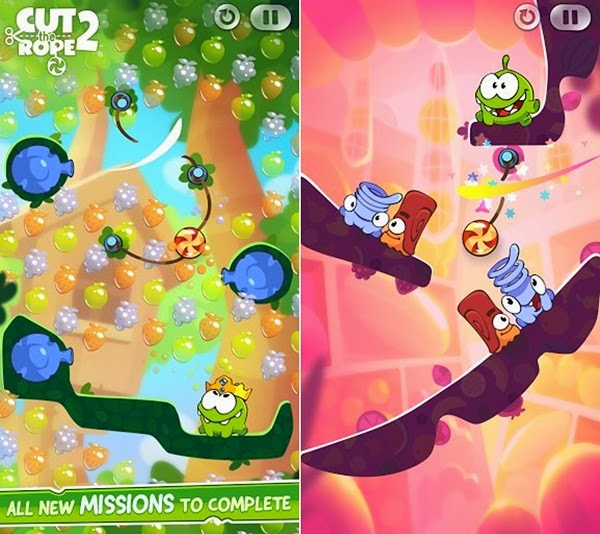 download game apk cut the rope