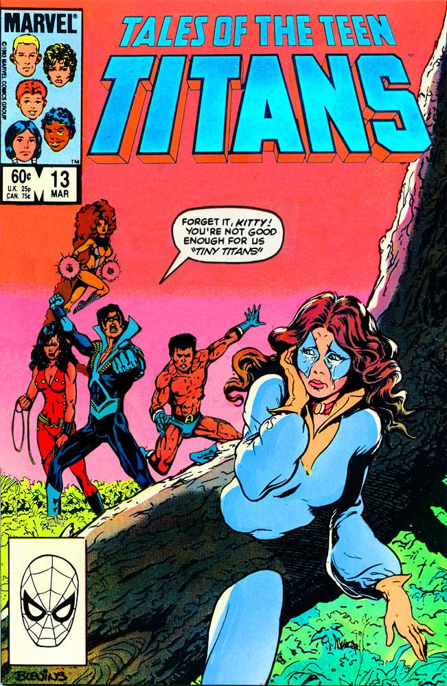 Kitty Teen Titans