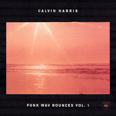 Calvin Harris - Funk Wav Bounces Vol. 1 - Album Download, Itunes Cover, Official Cover, Album CD Cover Art, Tracklist