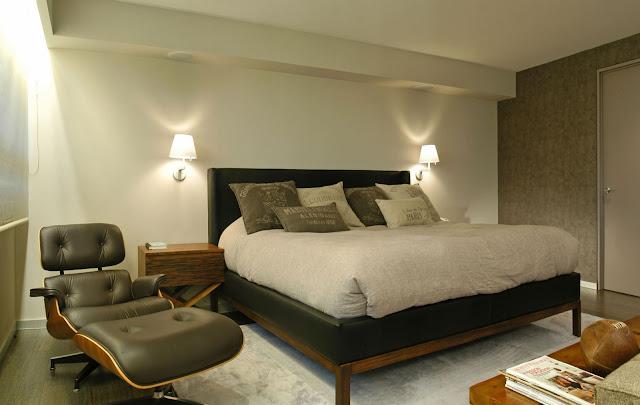 Bí kíp chọn đèn gắn tường trang trí cho không gian phòng ngủ thêm đẹp