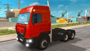 MAZ 5440E9-520-031 truck updated