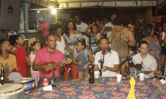 Samba da Guariba, de Ceilândia, comemora três anos de criação