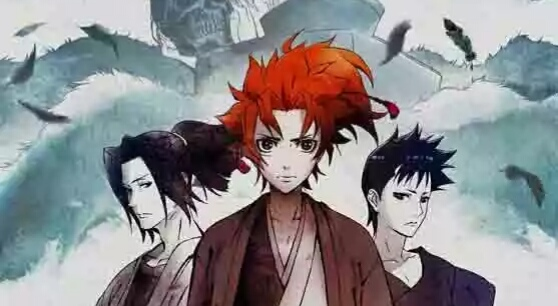 Peacemaker Kurogane Two Parts Anime Film Slated For 2018.