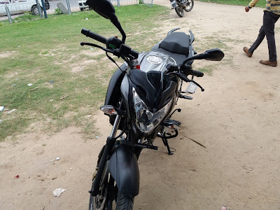 New 2017 Bajaj Pulsar NS160 Hd Image