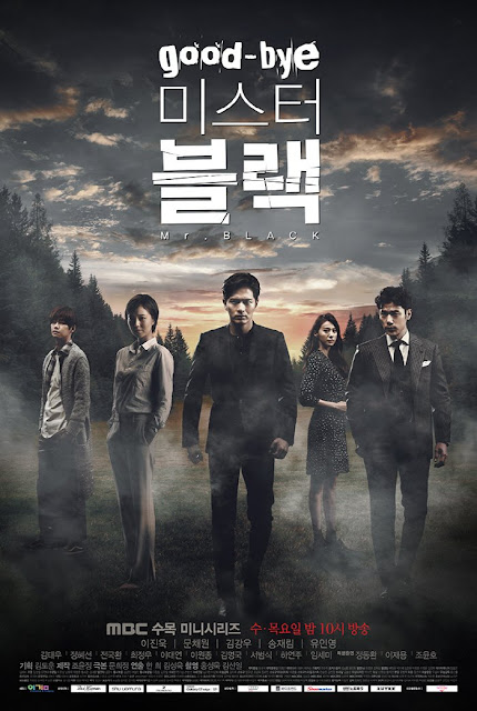 Korean Drama Goodbye Mr. Black (2016) Subtitle Indonesia