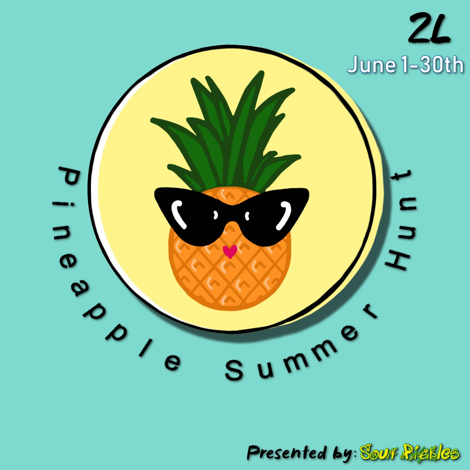 Pineapple Summer Hunt