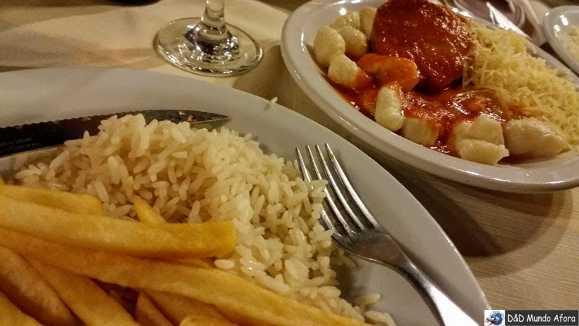 Onde comer em Puerto Iguazú - restaurante El Quincho   del Tio Querido