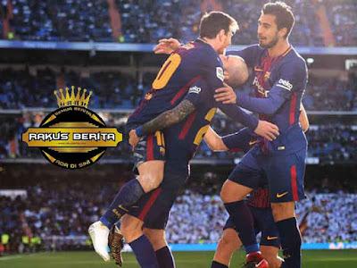 Messi Berikan Assist Kepada Aleix Vidal