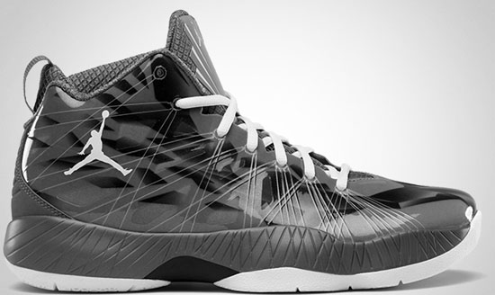 sale retailer 20412 4d1b9 Air Jordan 2012 Lite (11 01 2012) 535859-004 Anthracite White-Black  150.00