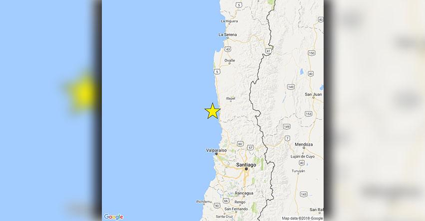FUERTE SISMO EN CHILE de magnitud 4.5 (Hoy Domingo 24 Junio 2018) Temblor EPICENTRO Illapel - Los Vilos - Coquimbo - Valparaíso - ONEMI - www.onemi.cl