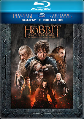The Hobbit: The Battle of the Five Armies [2014] [Extended Edition] [BD25]