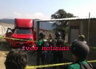 Sicarios ejecutan a hombre en carretera federal Tehuacán-Acultzingo