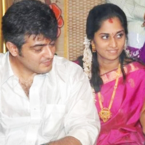 Ajith Kumar And Shalini Wedding Photos