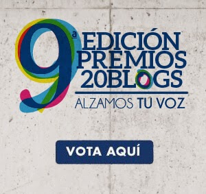 Vota Premios 20Blogs
