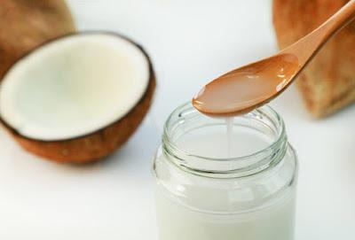 oleo de coco como finalizador cabelo