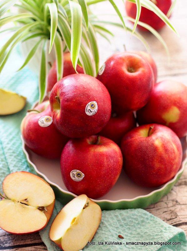 jablka grijeckie, red jonaprince, czerwone jabluszko, zdrowe jablka, owoce, najlepsze, twarde i soczyste, moje ulubione