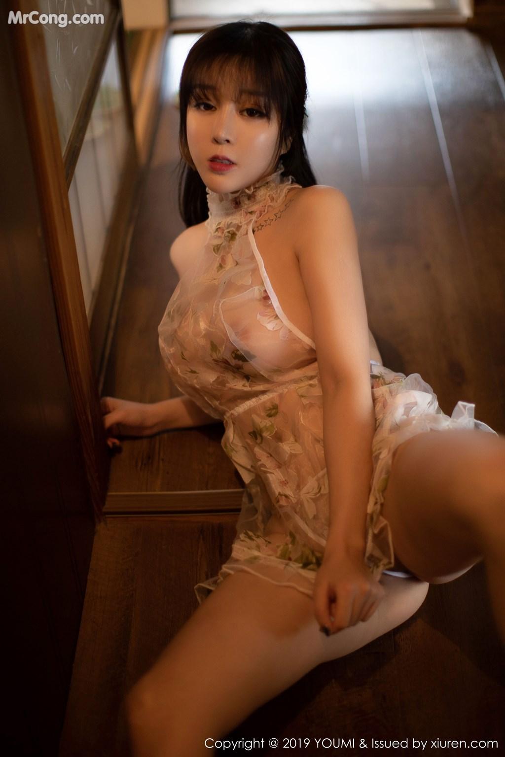Image YouMi-Vol.270-Wang-Yu-Chun-MrCong.com-006 in post YouMi Vol.270: Wang Yu Chun (王雨纯) (66 ảnh)