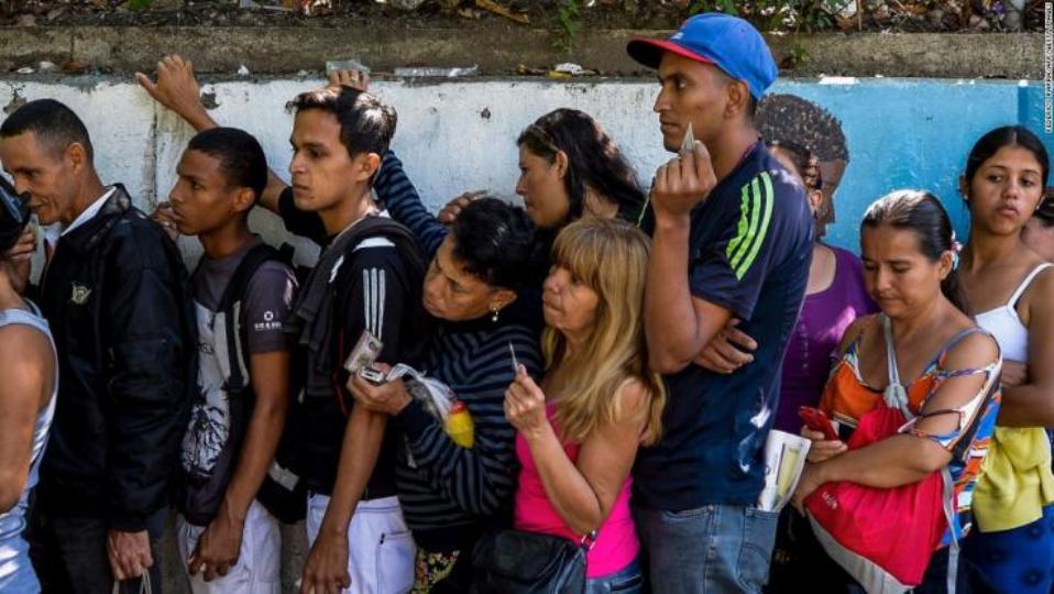 Βενεζουέλα: Ανθρωπιστική βοήθεια – η ορολογία της ντροπής