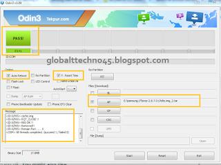 Sukses root Samsung J5 atau J7 (SM-J700H/F) 2