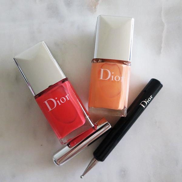 Dior Polka Dots Colour & Dots Manicure Kit