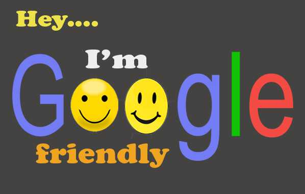 blog google friendly