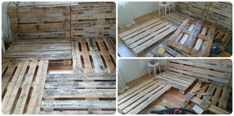 kaktusmaedchen diy mein palettenbett. Black Bedroom Furniture Sets. Home Design Ideas