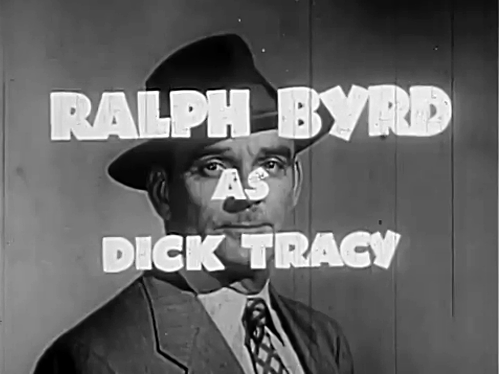 Tracy movie dick the
