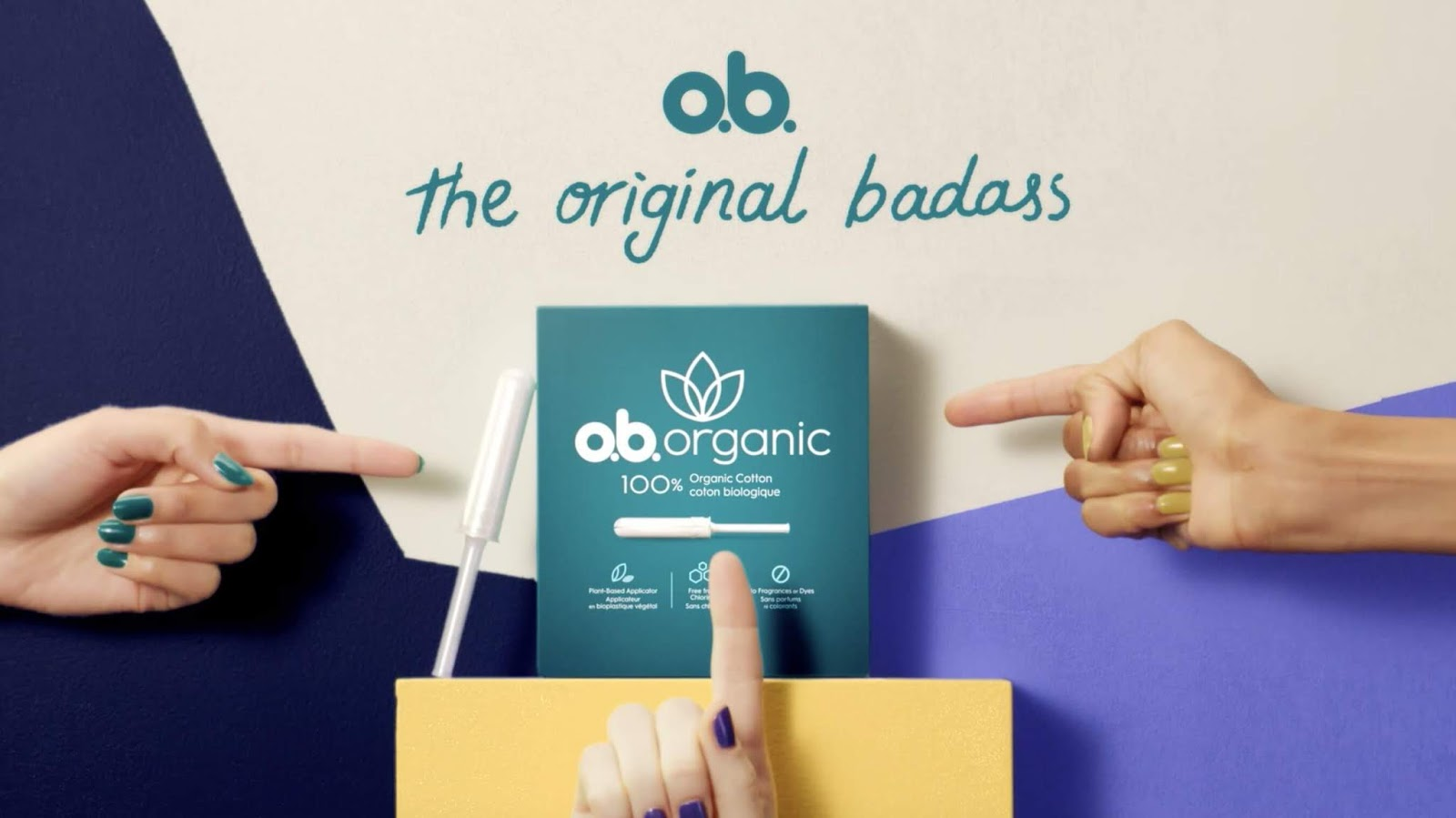 FREE o b Organic Tampons - Free Samples & Freebies
