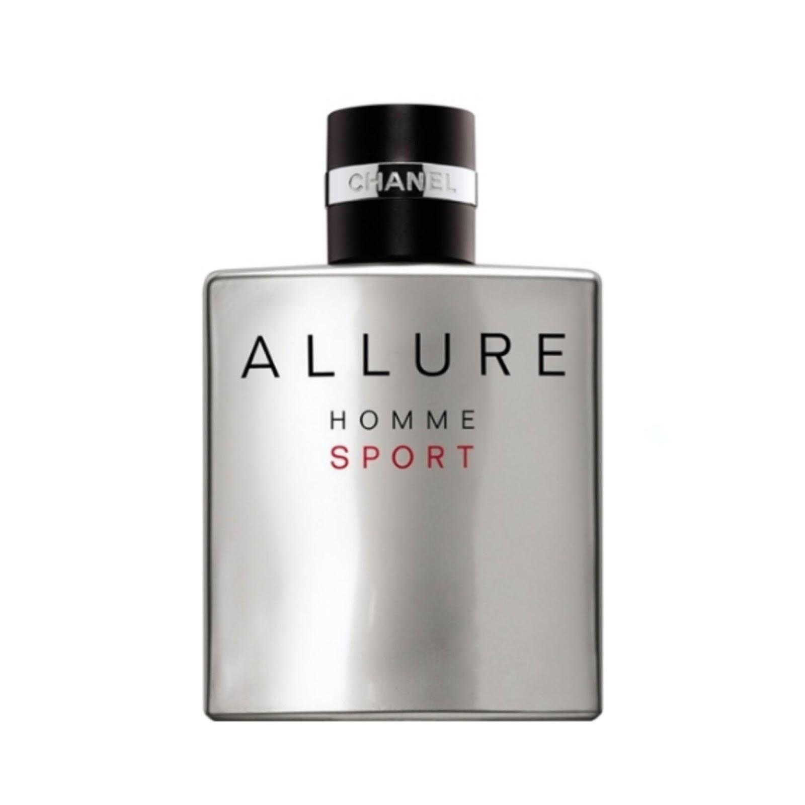Nước hoa nam, Chanel Allure Homme Sport - 100ML