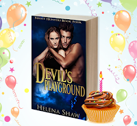 Happy Book Birthday to Devil's Playground by Helena Shaw