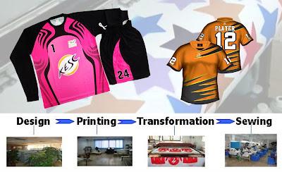 garment sublimation printing